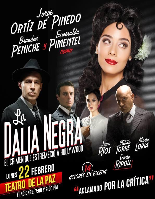 La Dalia Negra en San Luis Potosí @ Teatro de la Paz | San Luis Potosí | San Luis Potosí | México