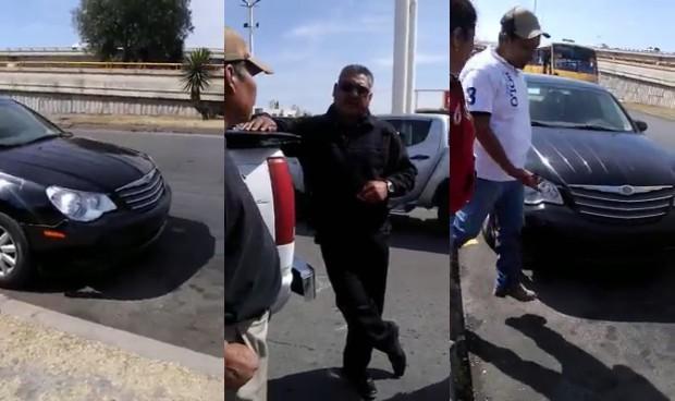 Fraude ´transito San Luis Potosí