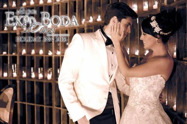 Gran Expo Boda Holiday Inn 2016