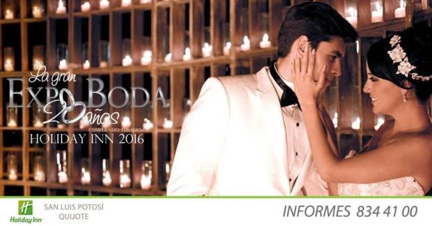 La Gran Expo Boda Holiday Inn 2016