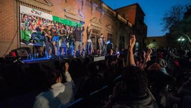 Photo of «The Mexican Sound Machine» se presentó en el Jardín Guerrero
