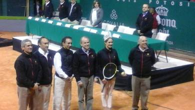 Photo of Inauguran el torneo San Luis Open 2016
