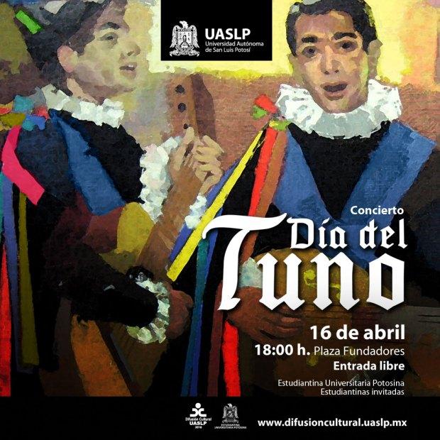 Día del Tuno @ Plaza de los Fundadores | San Luis Potosí | San Luis Potosí | México