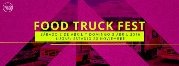 Food Truck Fest en San Luis Potosí @ Unidad Deportiva Alfonso López Mateos