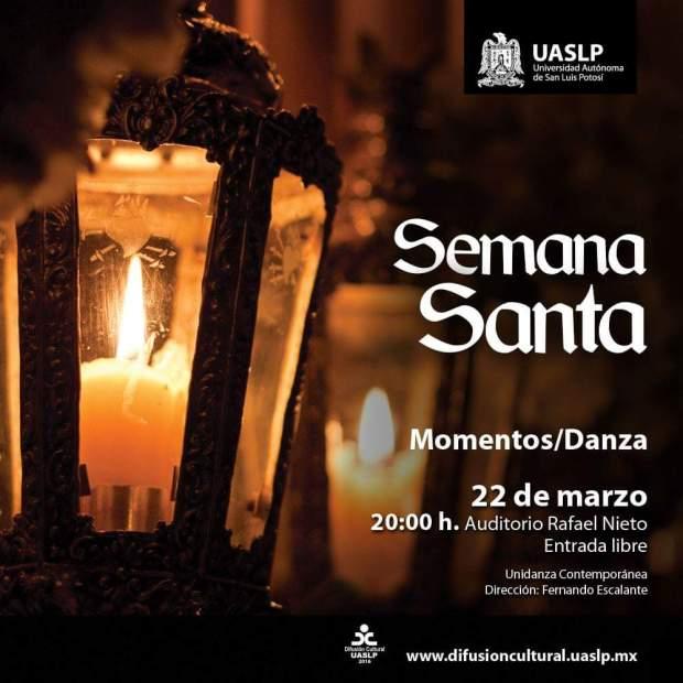 Momentos / Danza @ Auditorio Rafael Nieto