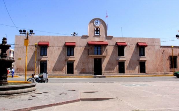 Palacio Municipal Soledad