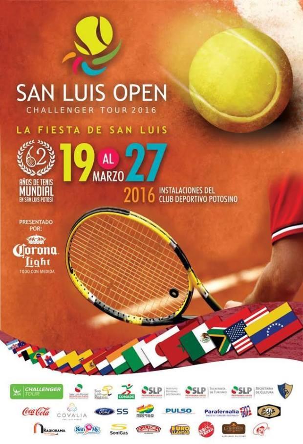 San Luis Open  2016 @ Club Deportivo Potosino | San Luis Potosí | San Luis Potosí | México