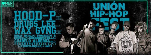 Union Hip Hop Fest 5