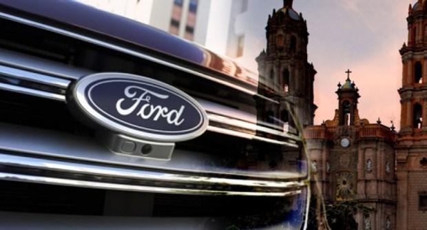 Ford en San Luis Potosí