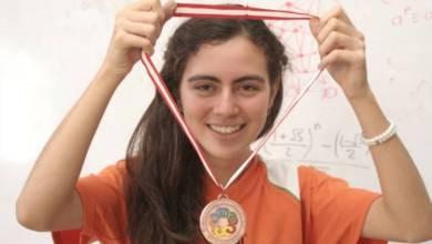 Photo of Mexicana gana campeonato de Matemáticas, es su segunda medalla