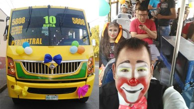 Photo of La historia del Chofer de autobús que regala sonrisas