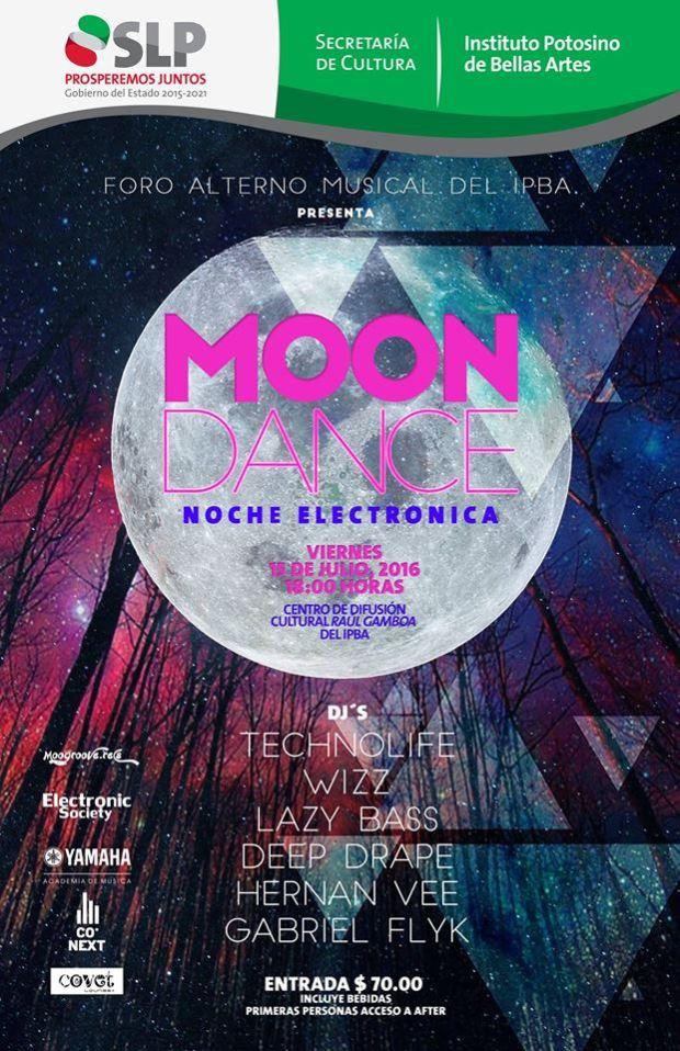 Moon Dance @ Centro de Difusión Cultural Raúl Gamboa