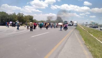 Photo of Comuneros protestan tras ser despojados de sus tierras aún con un amparo