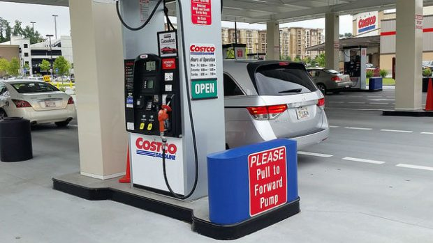 Costco Gasolina