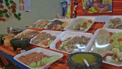 Photo of Continua la variedad de platillos tradicionales en la Muestra Gastronómica