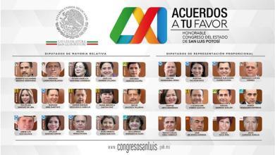Photo of Diputados potosinos se duplican el sueldo a escondidas
