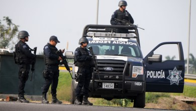 Photo of Policía Federal se une a la cacería de Uber en San Luis Potosí