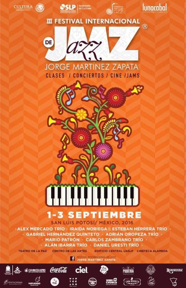Tercer festival Jazz 160816