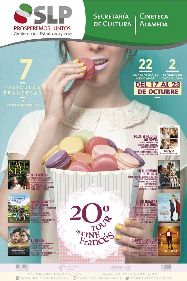 20° Tour de Cine Francés @ Cineteca Alameda