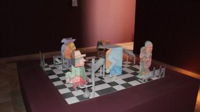Photo of Se inaugura la exposición «Doble Doblez» en el Museo Federico Silva