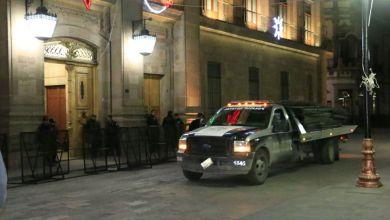 Photo of Por desfalco de gobierno Carreras se atrinchera con rejas y policías