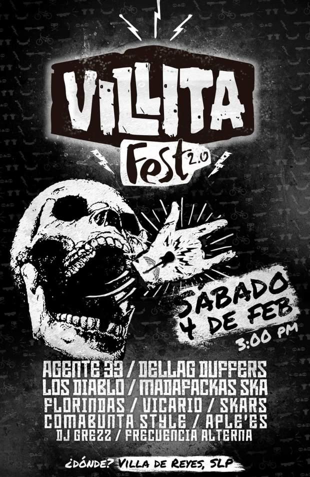 Villita Fest 2.0 @ Villa de Reyes | San Luis Potosí | México