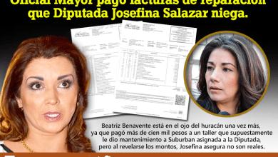 Photo of Beatriz Benavente paga facturas del Congreso a precios inflados