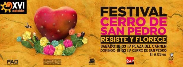 XVI Festival de Cerro de San Pedro @ Cerro de San Pedro | Cerro de San Pedro | San Luis Potosí | México