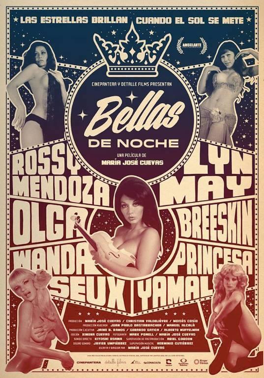 Estreno : Bellas de noche @ Cineteca Alameda
