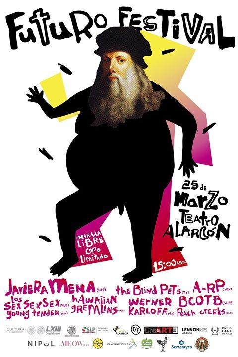 Futuro Festival @ Teatro Alarcón
