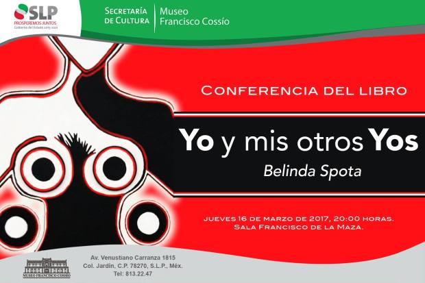 Presentación de libro: Yo y mis otros yo @ Museo Francisco Cossío