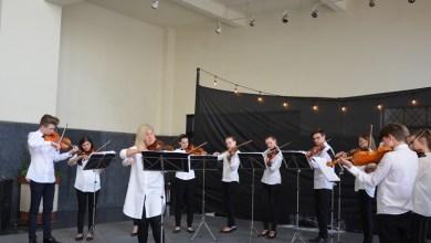 Photo of Violines de Eslovaquia conquistan a los potosinos