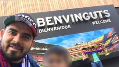 Photo of Funcionario soledense presume viaje a la Champions League