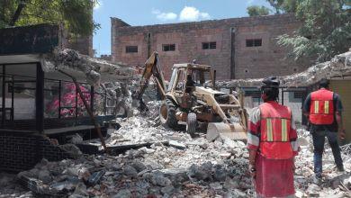 Photo of Autoridades estatales destruyen patrimonio en el Centro de las Artes
