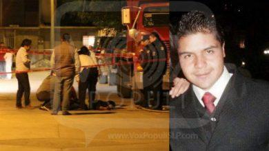 Photo of Piden justicia para joven MP asesinado; fue un destacado estudiante de la UASLP