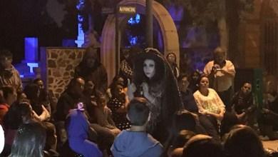 Photo of Invitan al «Recorrido del Terror» del cementerio de El Saucito