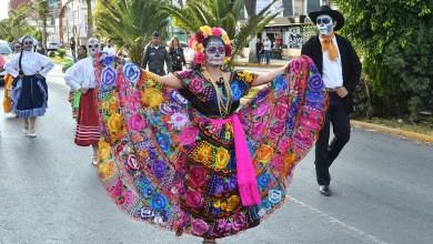 """Photo of Algarabía en el  """"Desfile Municipal Día de Muertos"""""""