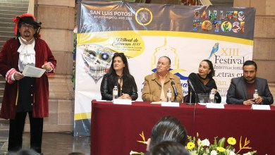 Photo of Este miércoles inicia el 15 el Festival Internacional de Letras de San Luis