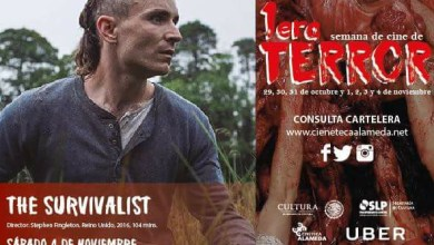 Photo of Concluye la semana de Cine de Terror en la Cineteca Alameda