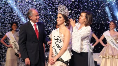 Photo of Coronan a Paulina como Reina de la FENAPO 2018
