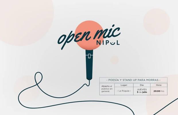 Micro Abierto | Poesía y Stand Up @ La Rúgula | San Luis Potosí | San Luis Potosí | México