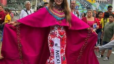Photo of Diseñador huasteco vestirá a representante mexicana en Miss Teen Earth
