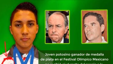 Photo of Carreras y el INPODE se cuelgan triunfo de joven; nunca le apoyaron