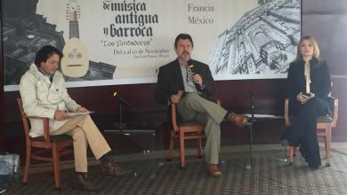 """Photo of Presentan el XXI Festival de Música Antigua y Barroca """"Los Fundadores"""""""