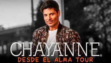 Photo of Chayanne se presentará en San Luis Potosí este 2019