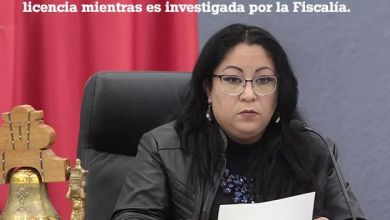 Photo of Diputada Lady Moches debe pedir licencia en lo que es investigada