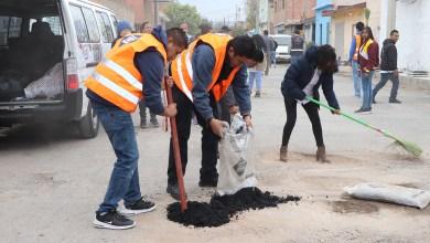 Photo of Inicia programa «Bacheton» que invita a ciudadanos a tapar baches