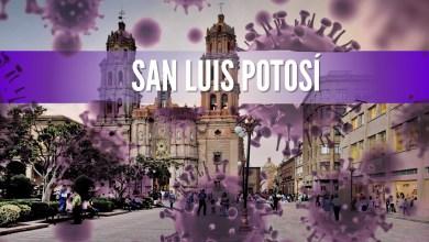 Photo of San Luis Potosí alcanza los 124 contagios y 9 muertes por COVID-19