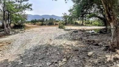 Photo of Se está secando completamente el Río Gallinas