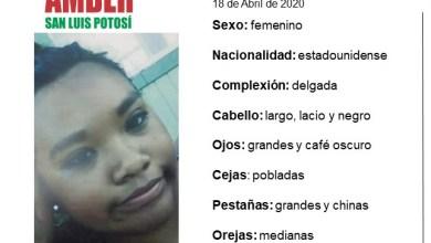 Photo of Alerta Amber: se busca a niña de 14 años desaparecida en Rioverde